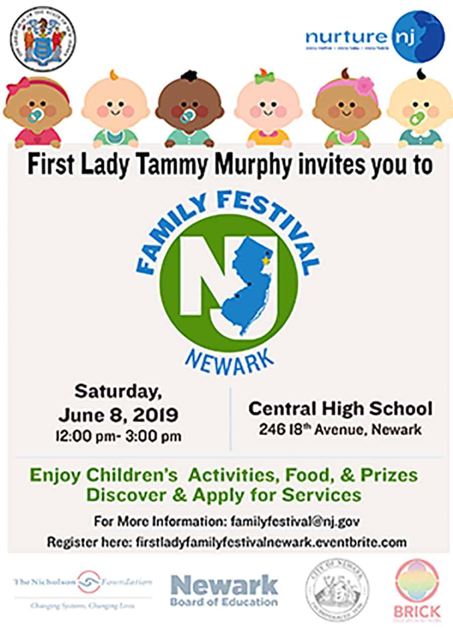 Newark Family Festival Flyer – English jpg