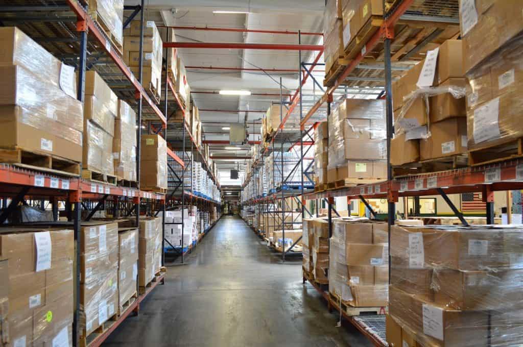 CFBNJ Warehouse